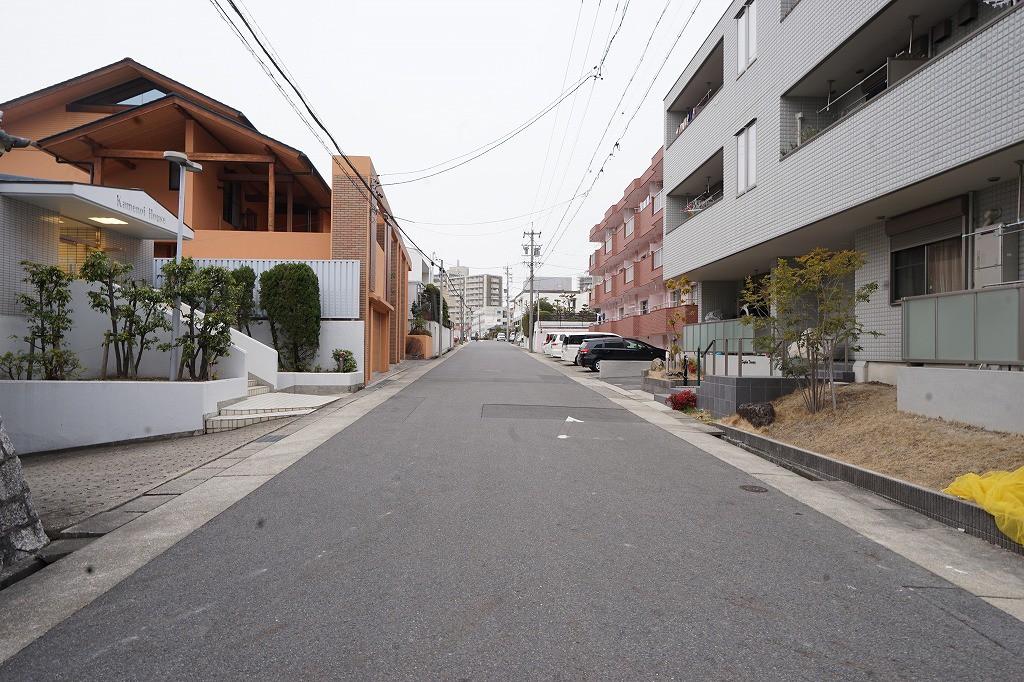 亀の井道路