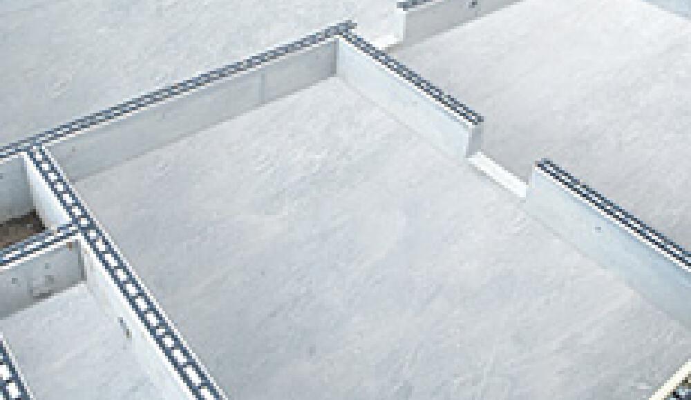 床下の湿気を排出するキソパッキンロング工法