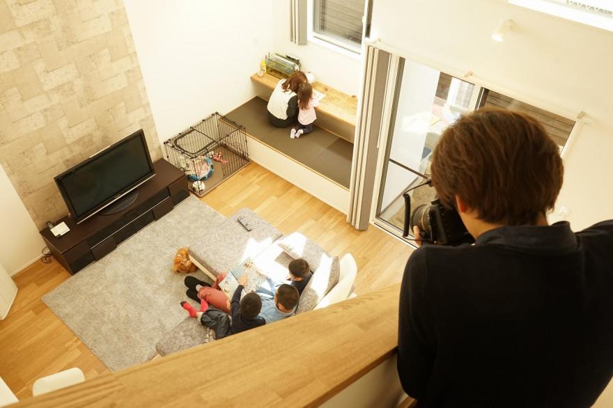 中川区分譲住宅「K様邸」写真撮影