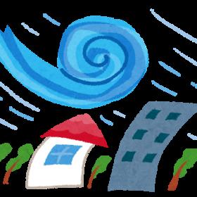 【お詫び】台風による臨時休業について