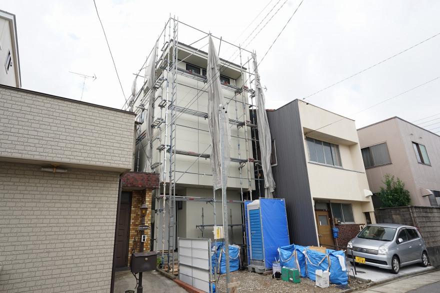 【ウインドヒルズ岩塚駅~日ノ宮町の家~】進捗状況