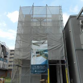中村区『ウインドヒルズ岩塚駅~鈍池町の家~』進捗状況