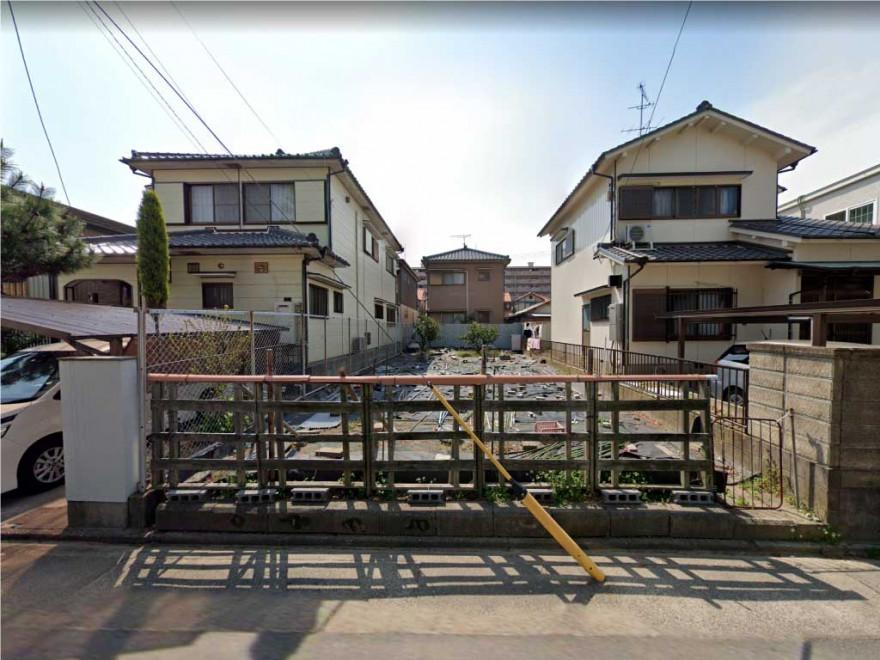 「中村公園駅プロジェクト~稲西町の土地~」販売開始致しました。