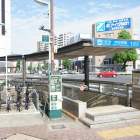 名称変更「太閤通」駅が、正式決定しました。