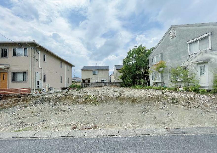 「杁ヶ池公園駅プロジェクト~長配の土地~」販売開始いたしました。